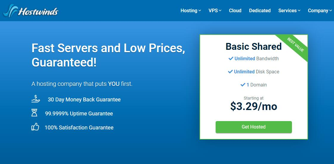 美国VPS #Hostwinds便宜VPS新手教程,购买、续费、SSH等Hostwinds新手教程汇总-VPS排行榜