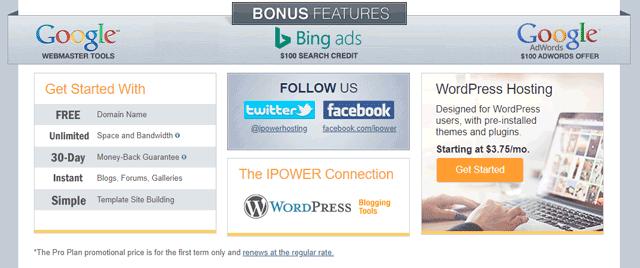 老牌主机商 IPOWER优惠,多种选择方案,送$100 Google Ads 广告费-VPS排行榜
