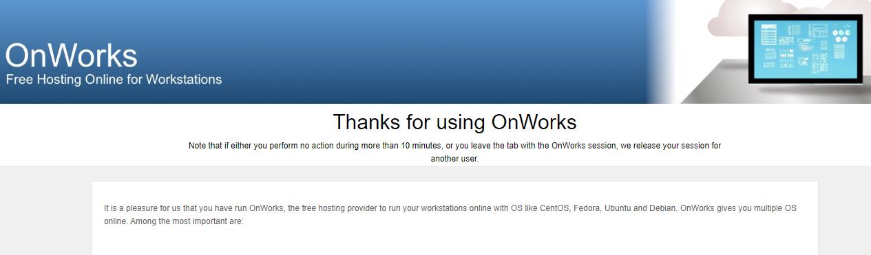 在线体验多个Linux发行版,支持运行Windows/Android应用-图2