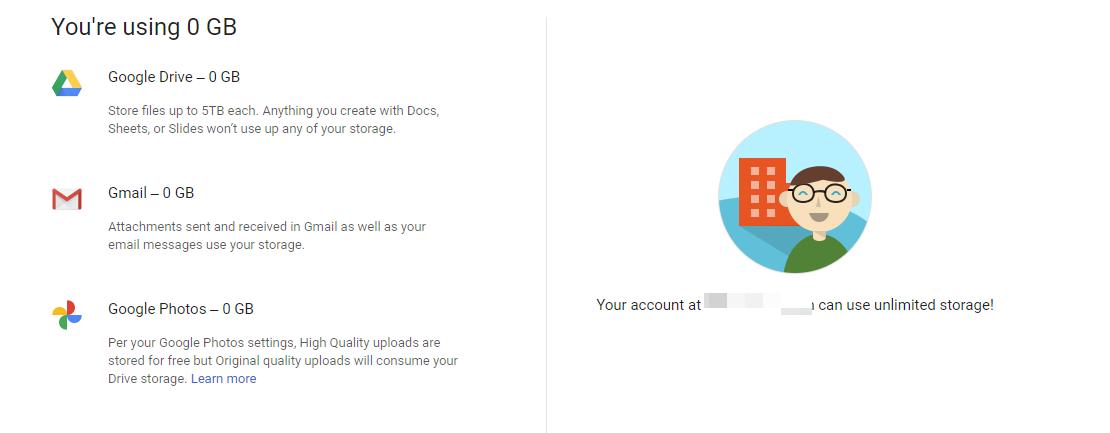 无限别名,不限容量团队盘的gmail校友邮箱-图1