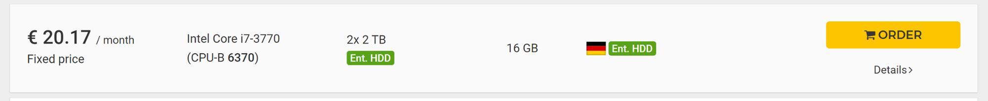 HZ 需要运行大量的上传下载服务 i7好还是E3好?-图2