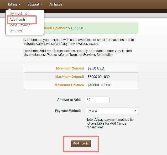 搬瓦工充值账户余额可用到自动续费(查看账户余额方法)-VPS排行榜