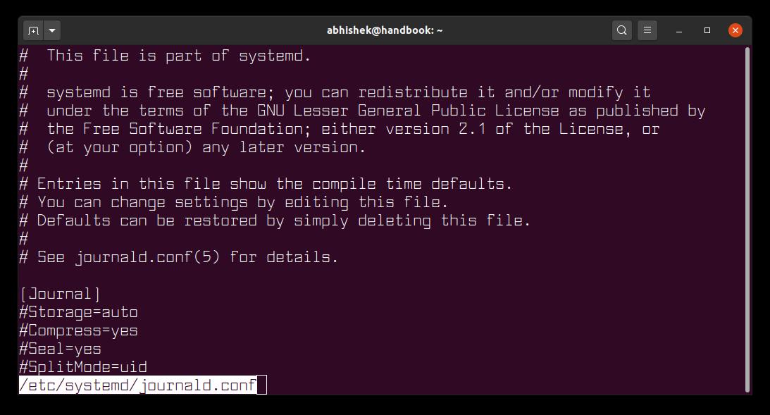 Linux命令之:journalctl命令使用指南-VPS排行榜