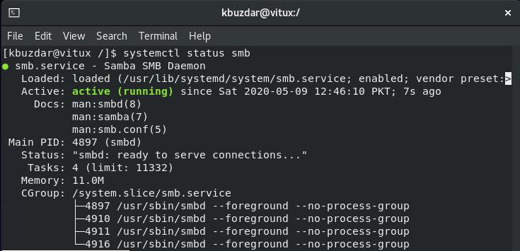 如何在CentOS 8上安装和配置Samba-VPS排行榜