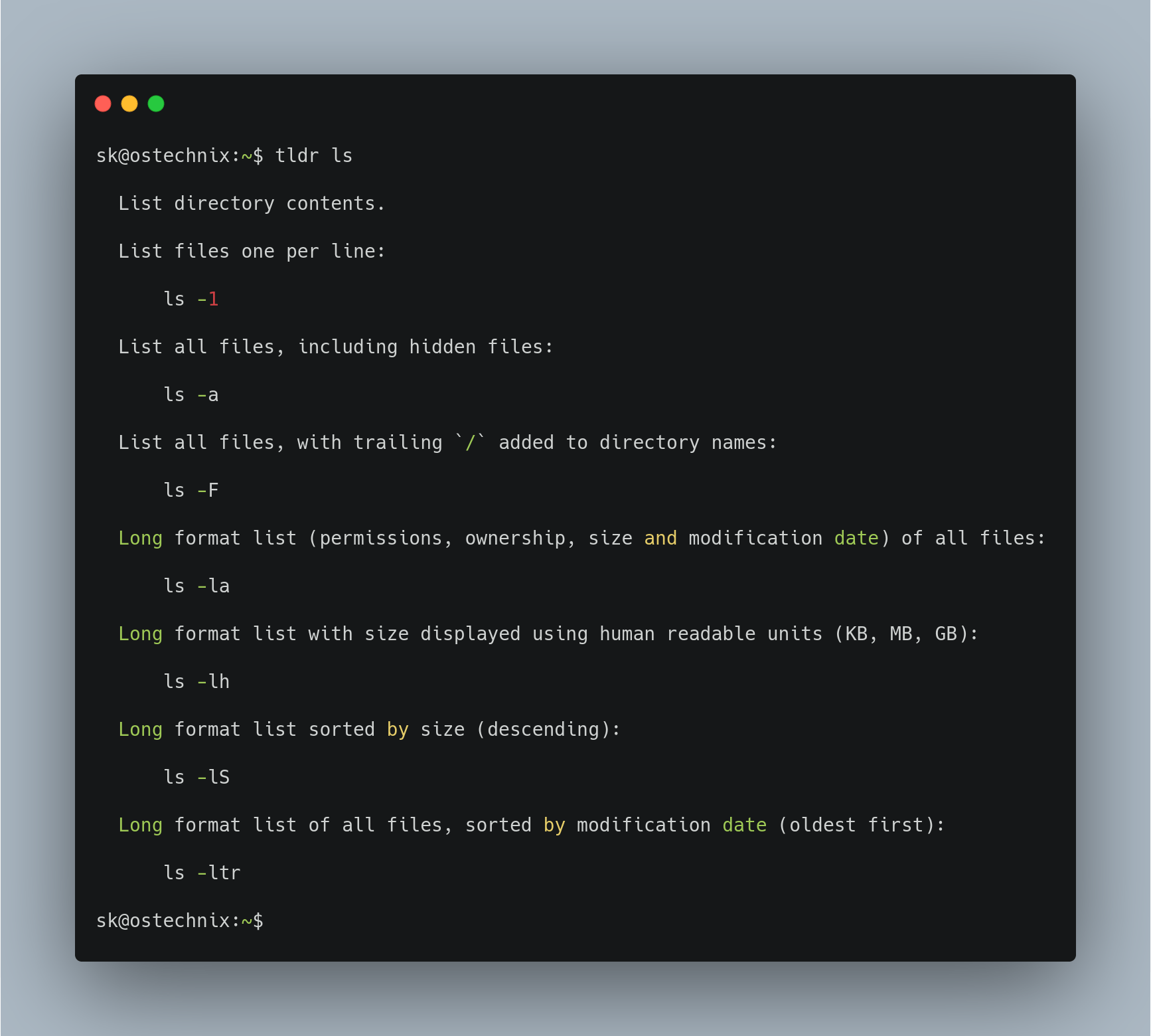 比man page更友好的命令帮助文档tldr命令:如何在Linux系统安装tldr以及如何使用tldr-VPS排行榜