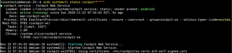 如何在Debian 10上安装Cockpit Web Console-VPS排行榜