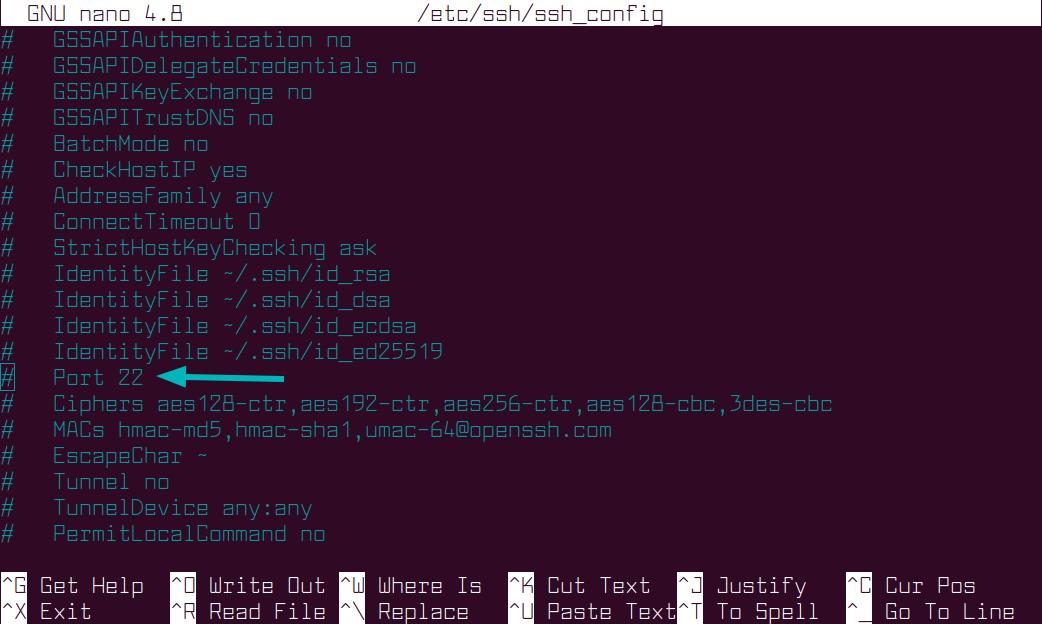 如何[正确,安全地]在Linux中更改SSH默认端口-VPS排行榜