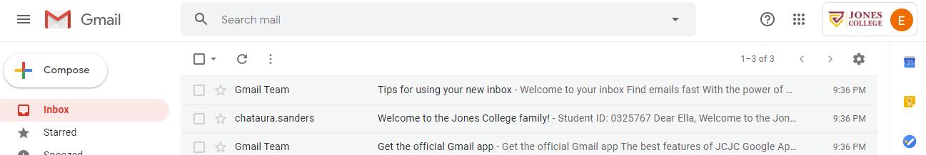 琼斯学院邮箱申请